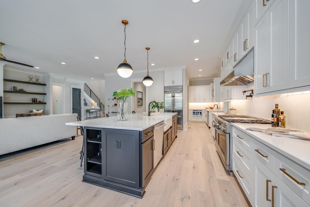 The Malibu | Kitchen