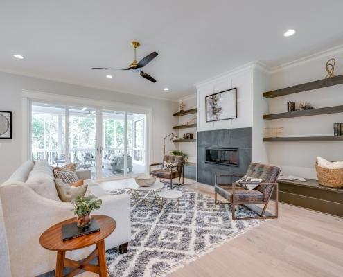 The Malibu | Family Room
