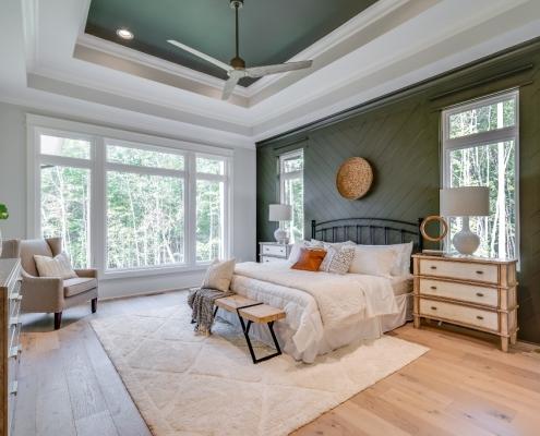 The Malibu | Master Bedroom