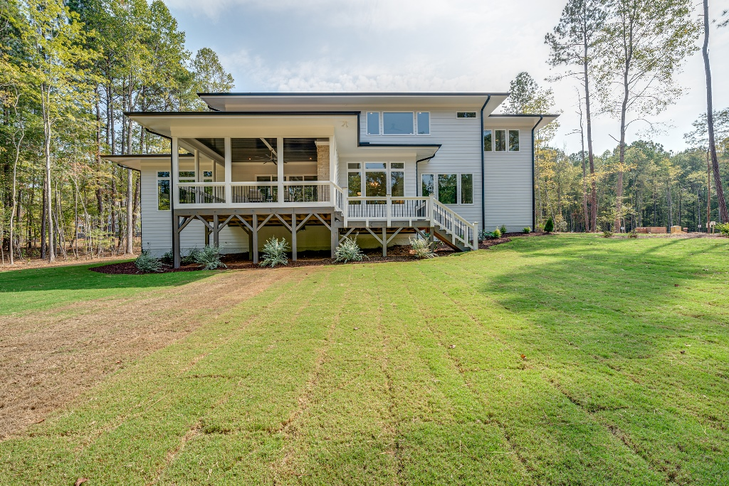Falls Reserve lot 32 by Homestead Building Company