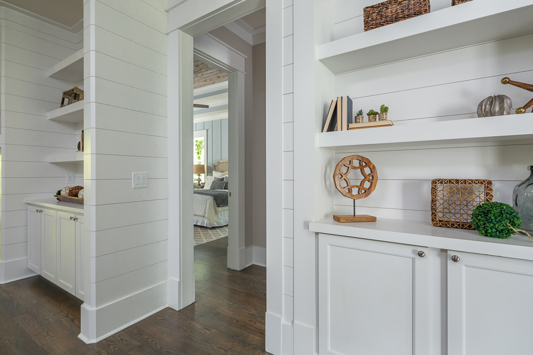 The Canterbury | Built-Ins