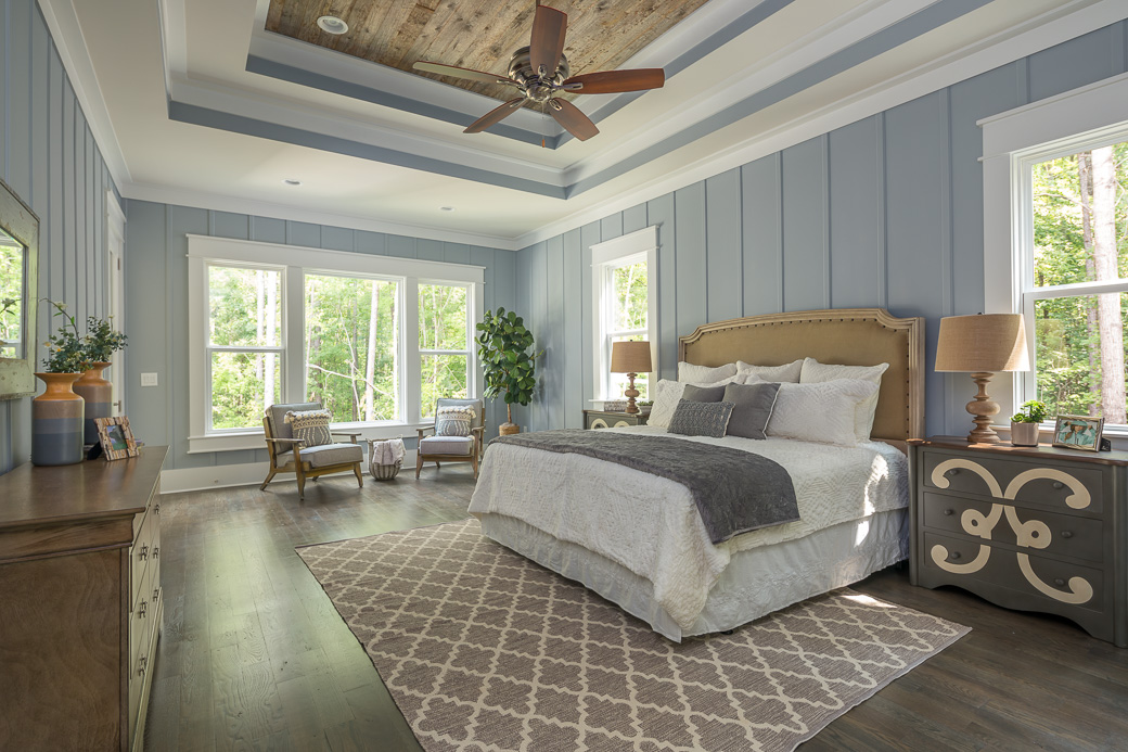 The Canterbury | Master Bedroom