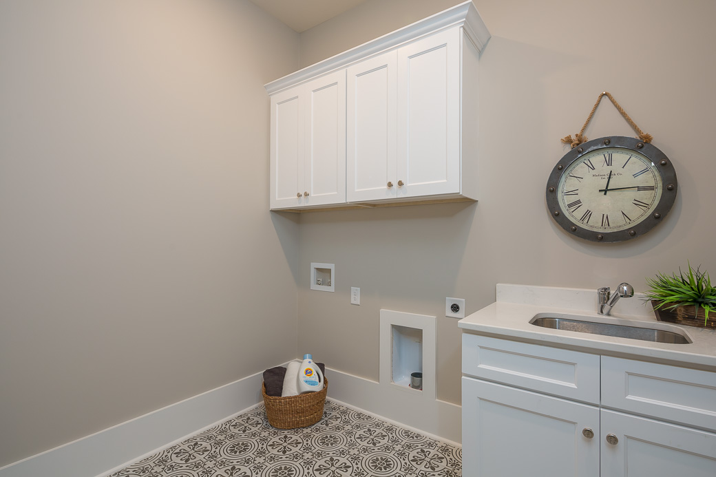 The Canterbury | Laundry Room
