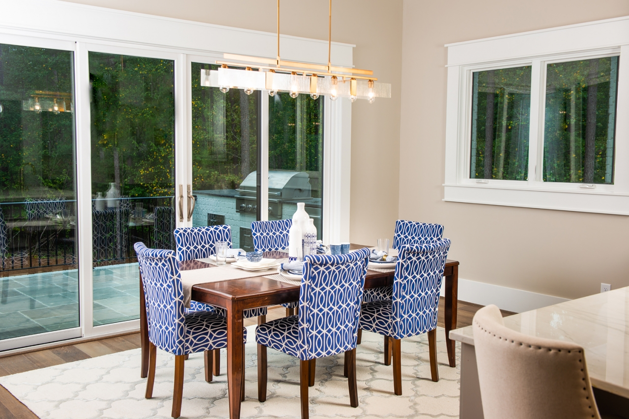 The Cottswald | Breakfast Room