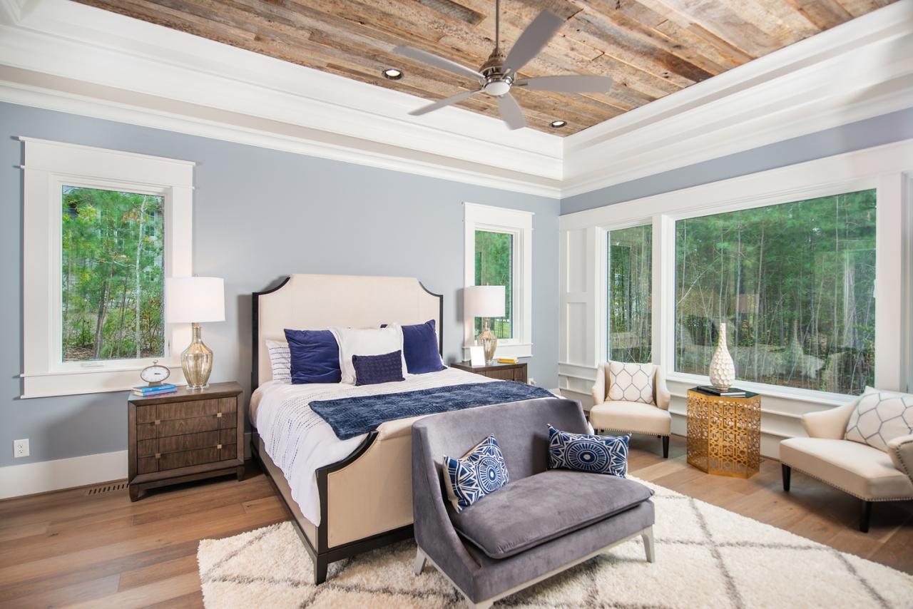 The Cottswald | Master Bedroom