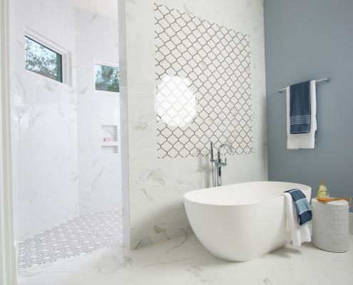 The Cottswald | Master Bathroom