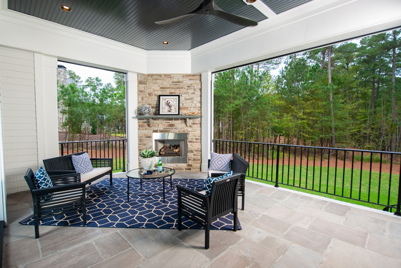 The Cottswald | Outdoor Living