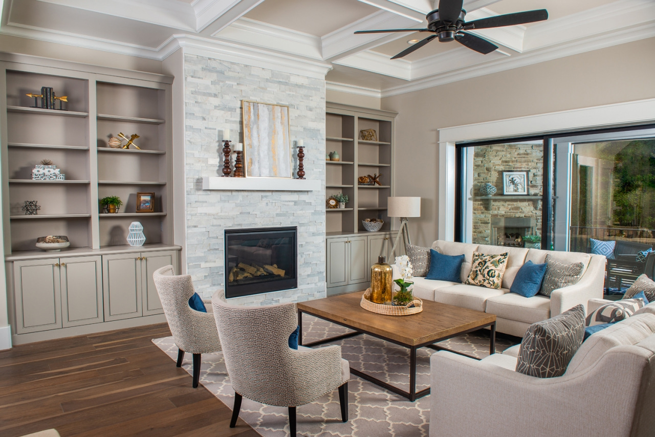 The Cottswald | Family Room