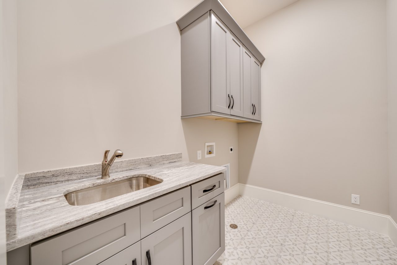 The Manchester | Laundry Room