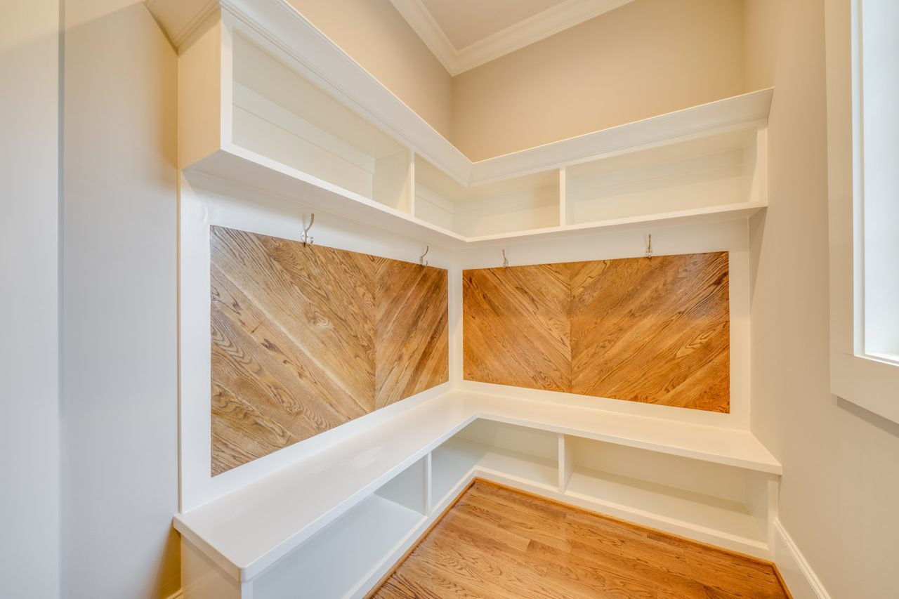 The Manchester | Mudroom