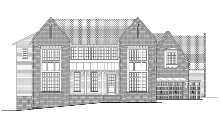 Barcroft Plan Front