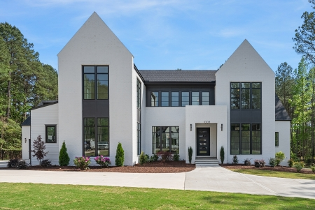 The Modern   Exterior