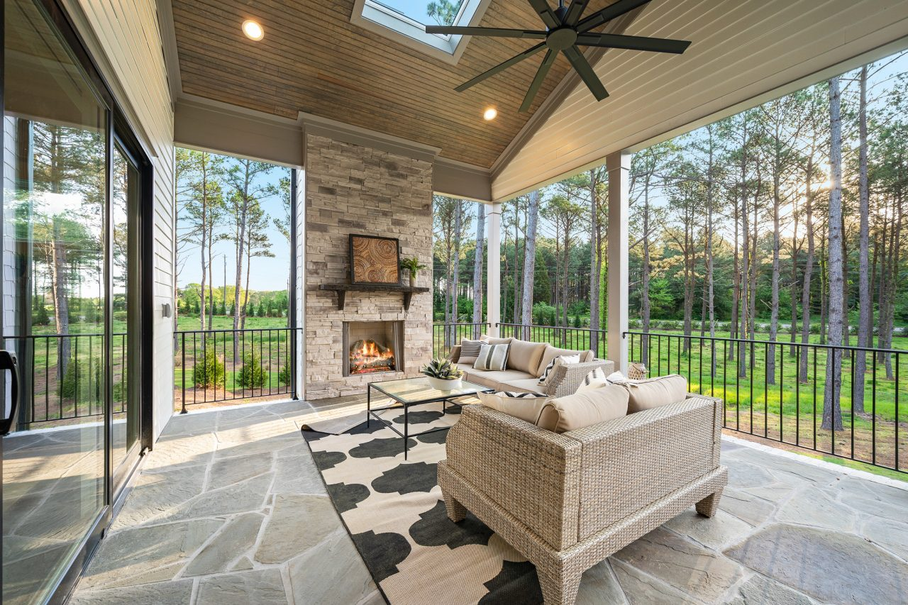 The Swansea | Outdoor Living