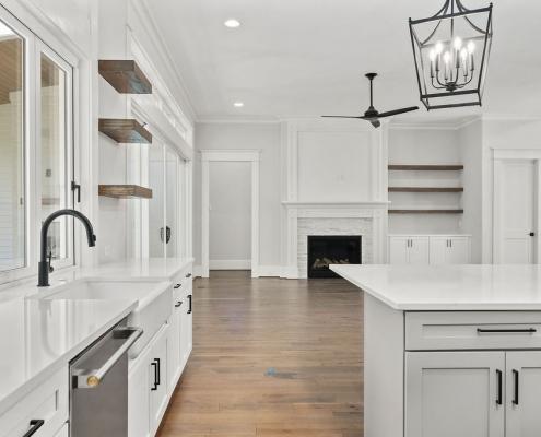 The Buckingham | Kitchen