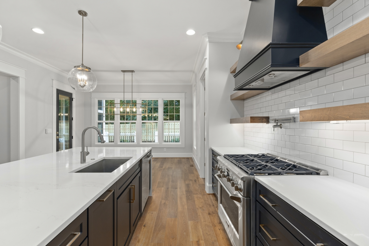 The Silver Oak | Kitchen