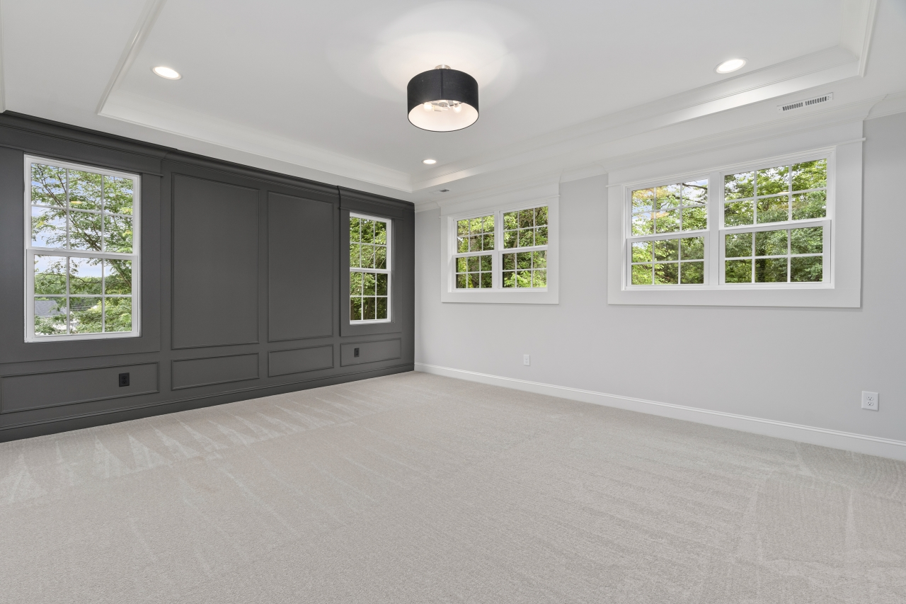 The Silver Oak | Master Bedroom