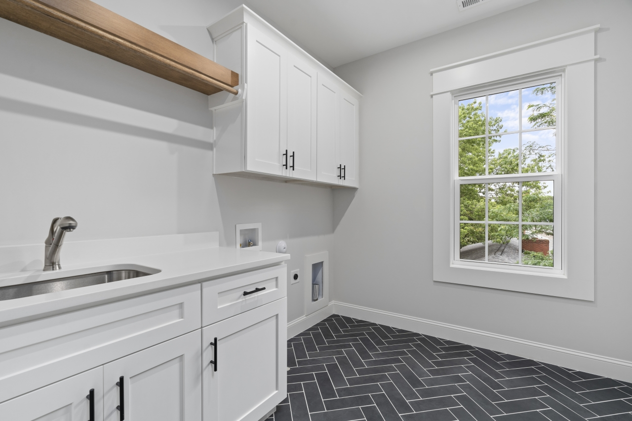 The Silver Oak | Laundry Room