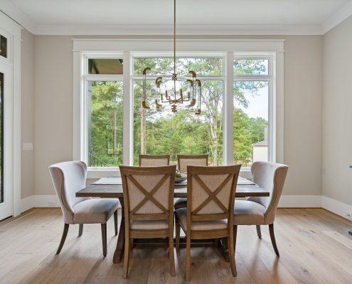 The Palisades | Breakfast Room