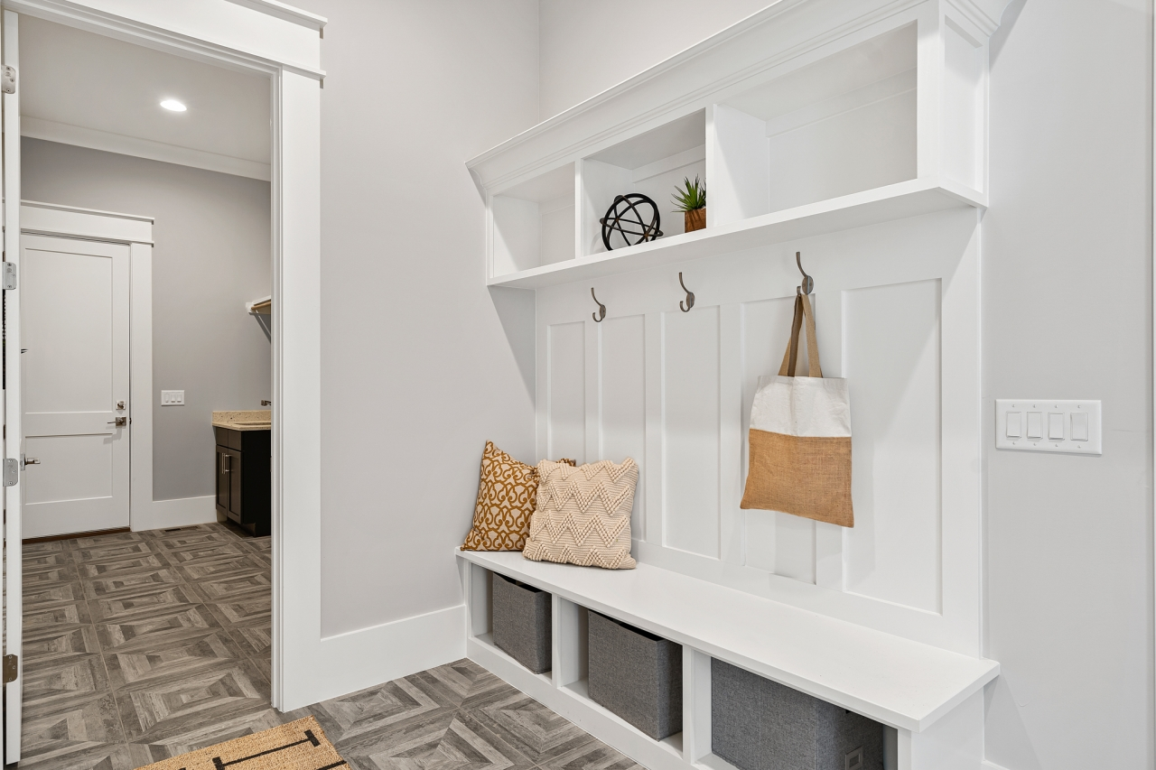 The Palisades | Mudroom