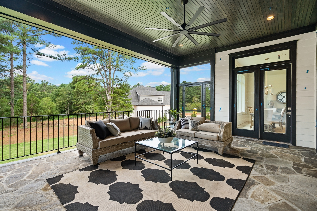 The Palisades | Outdoor Living