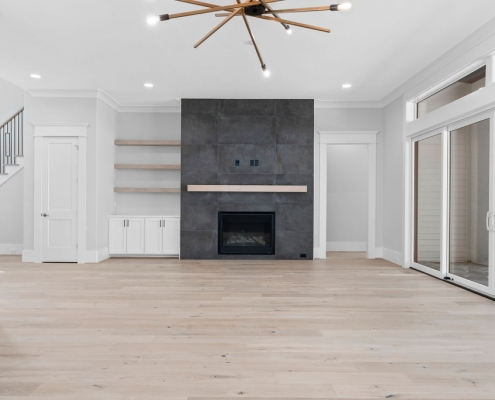 The Oxford | Family Room