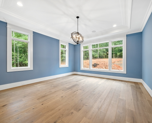 The Windsor | Master Bedroom