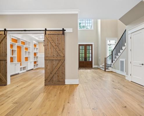 The Windsor | Foyer & Dining Room