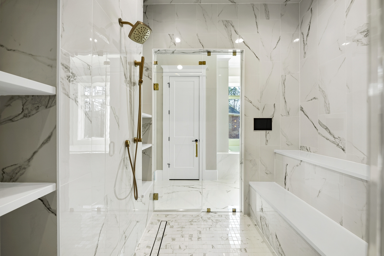 The Manchester | Master Bath