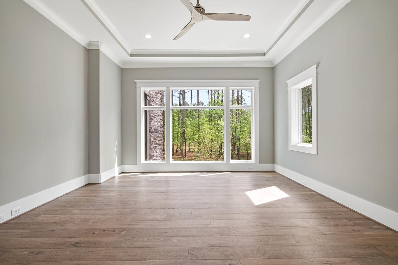 The Modern | Master Bedroom