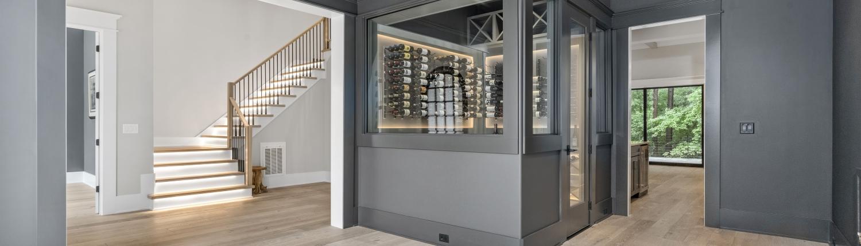 Gastonbury | Wine Room