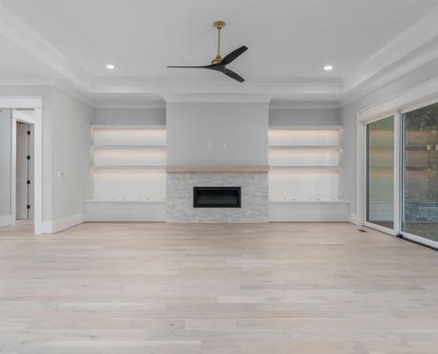 Custom Plan | Family Room